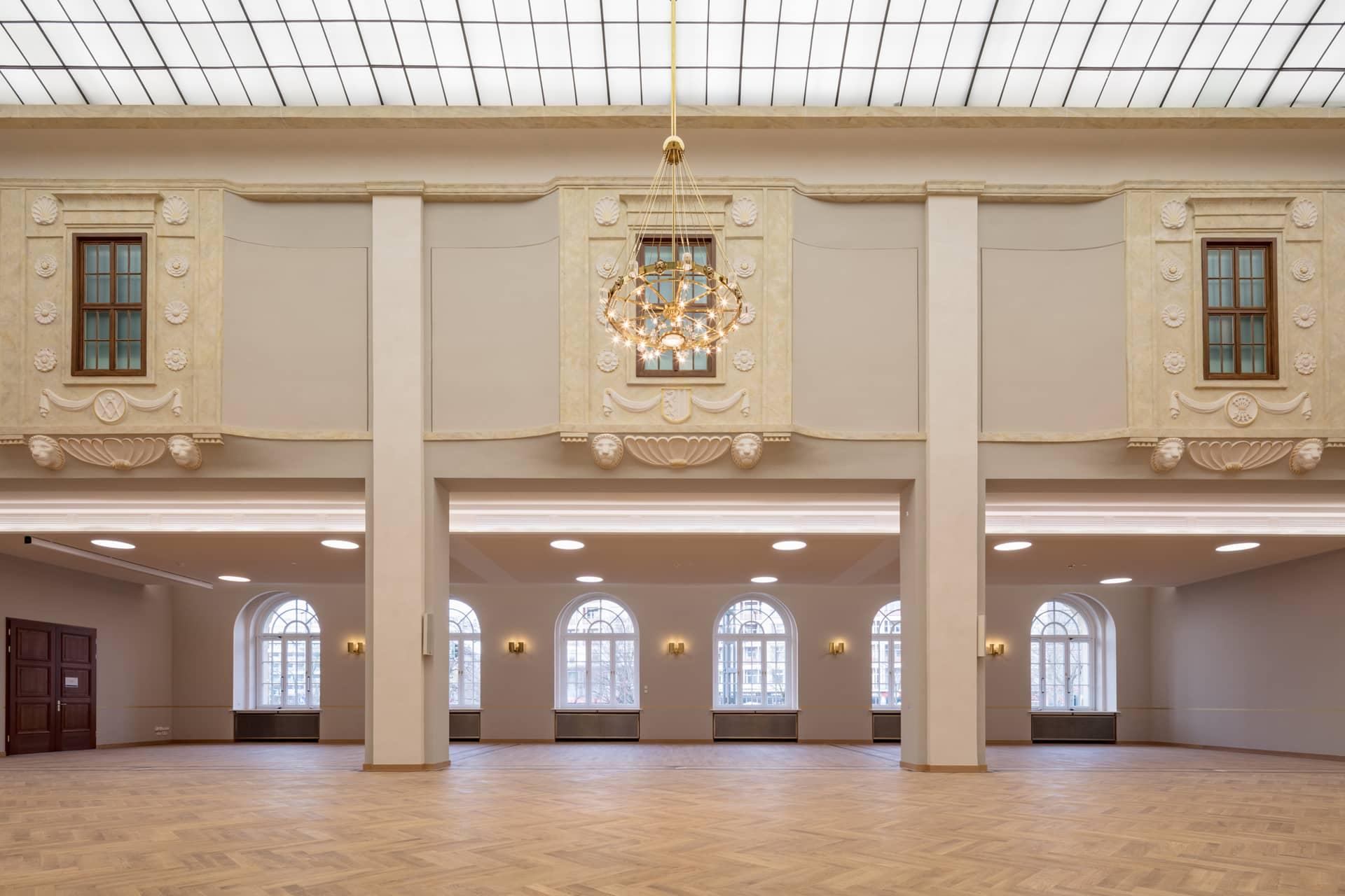 Löwensaal Dresden