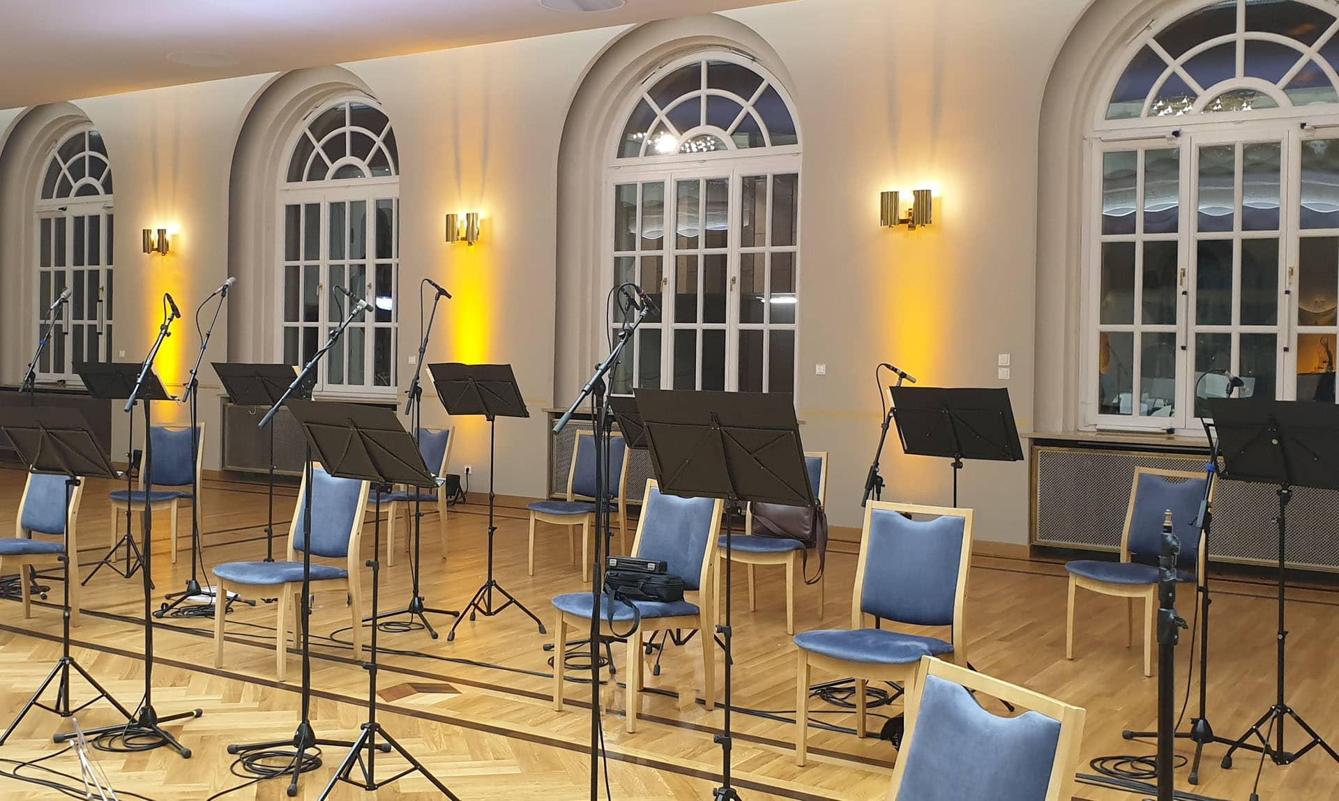 Hybrid Event Löwensaal Dresden
