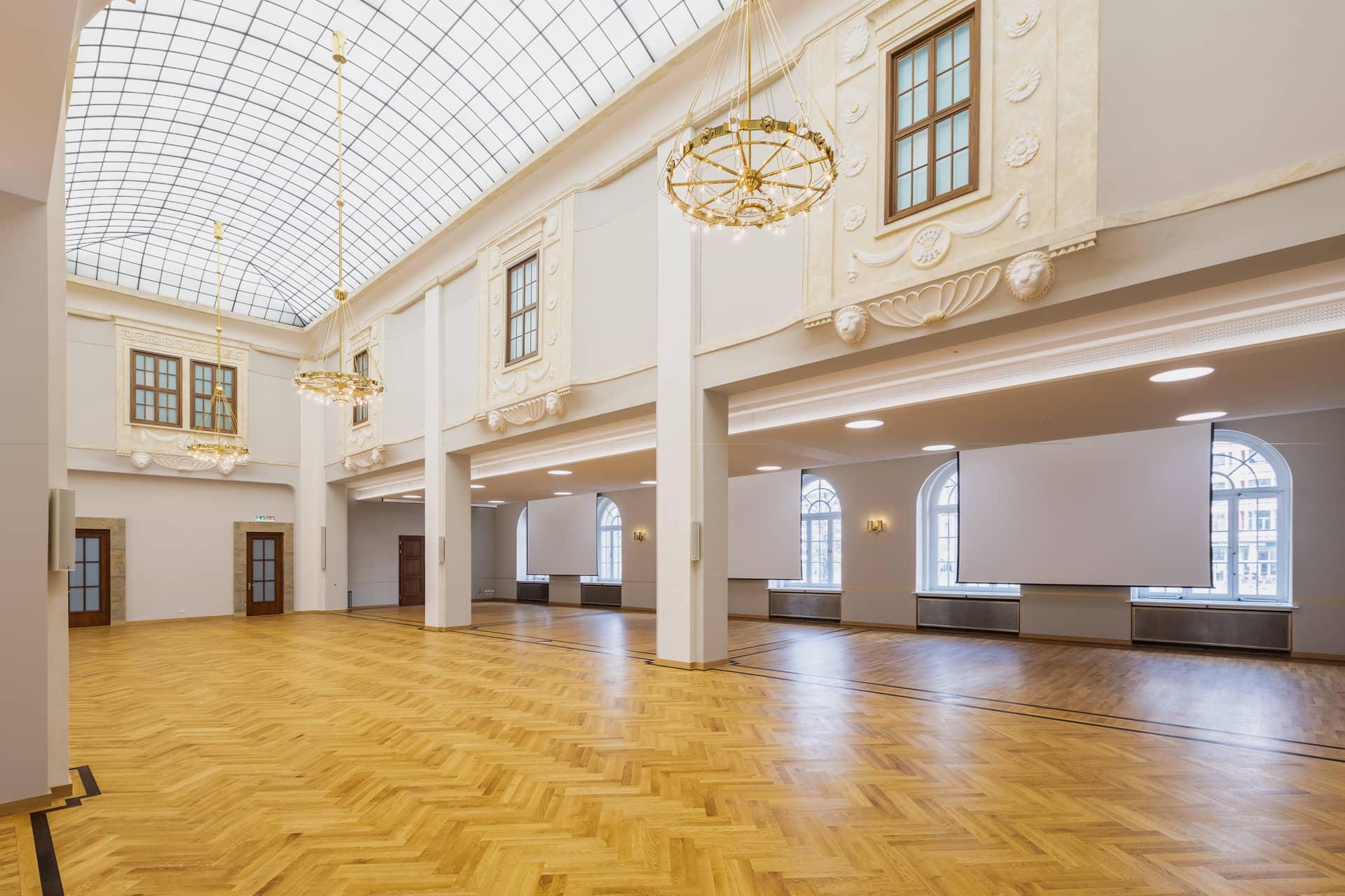 Löwensaal_Ausstattung