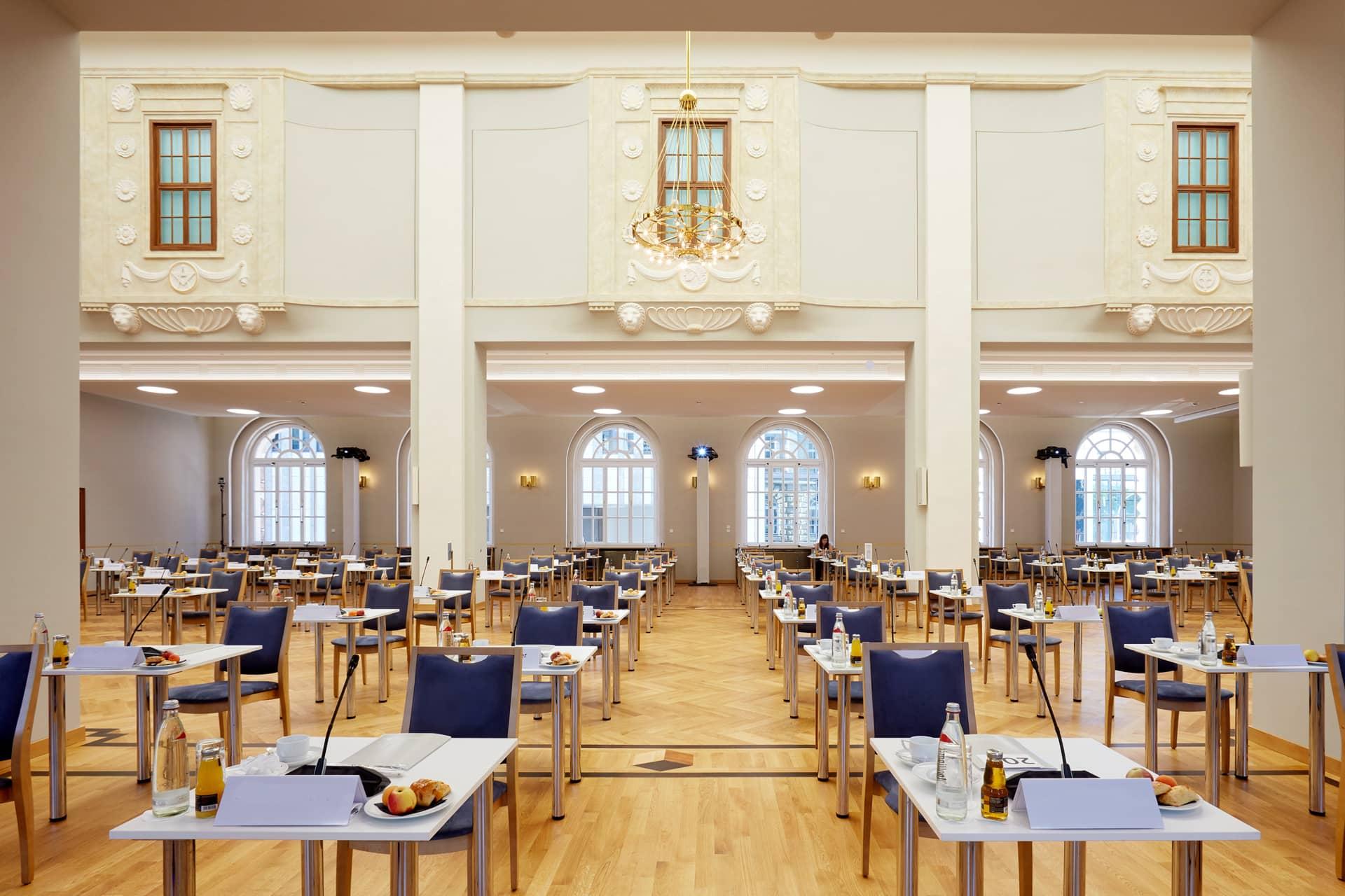 Tagung Löwensaal Dresden